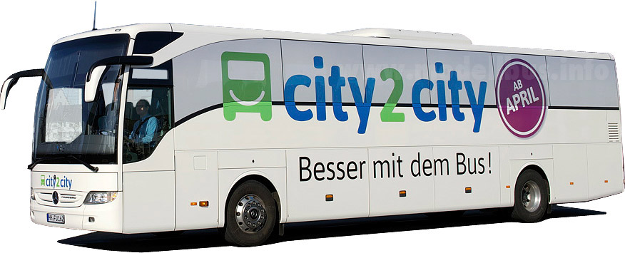Mercedes-Benz Tourismo city2city modellbus.info