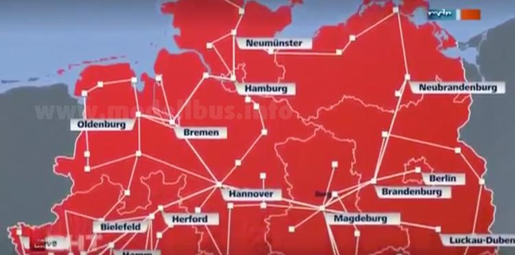 Gefangenentransport Liniennetz (C) MDR - modellbus.info