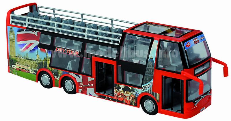 Modellbus Spielwarenmesse 2012